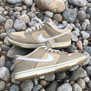 RARE Sb Dunk low Hemp | Tweed